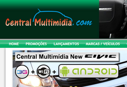 Central Multimídia .com