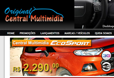 Central Multimídia Original